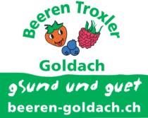 Erdbeeren in Goldach